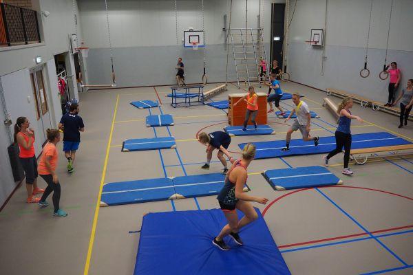 Ouderwets Gymmen Breda