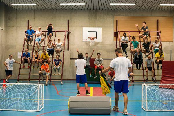 Ouderwets Gymmen Amsterdam