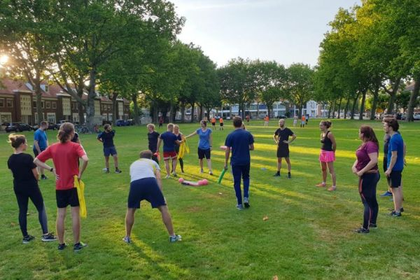 Sportdag ApenkooiGym - Breda