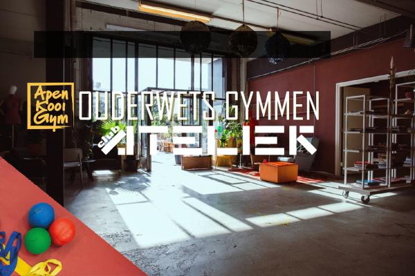 Ouderwets Gymmen A'dam Club Atelier