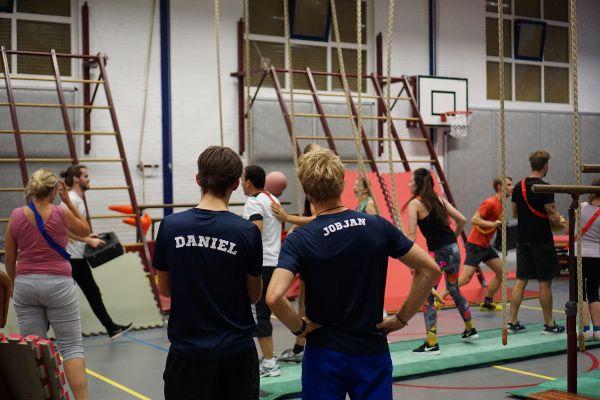 Ouderwets Gymmen Rotterdam
