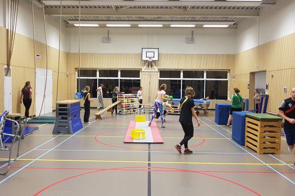 Ouderwets Gymmen Den Haag