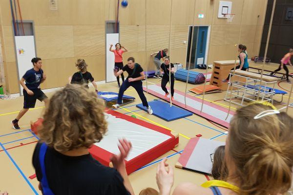 Ouderwets gymmen Utrecht