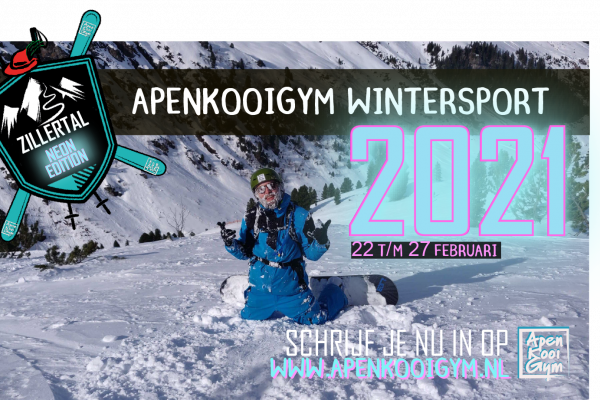 ApenkooiGym Wintersport 2021
