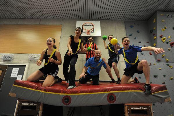 Ouderwets Gymmen Haarlem