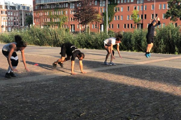Bootcamp Westerpark