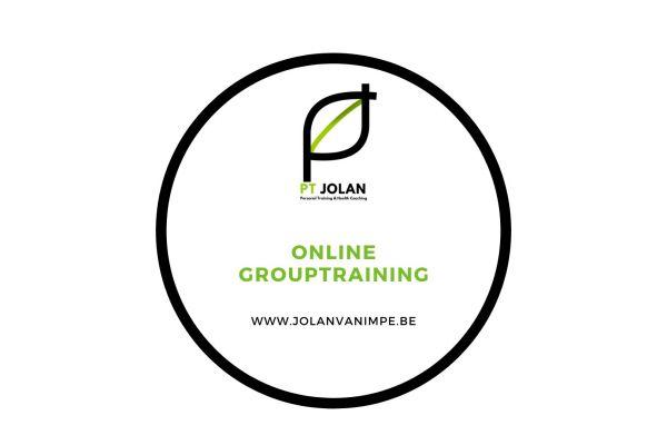 Online Grouptraining